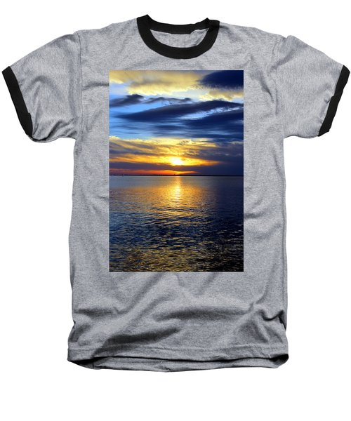 Sun Down South Baseball T-Shirt