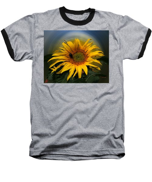 Sun Flower Summer 2014 Baseball T-Shirt