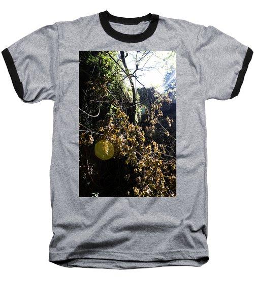 Sun Spot Baseball T-Shirt