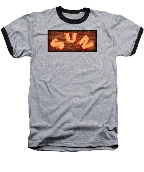 Sun Studio Neon Baseball T-Shirt