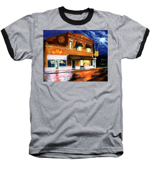 Sun Studio - Night Baseball T-Shirt