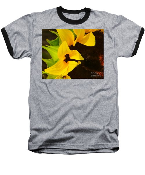 Sun Worshipper Baseball T-Shirt
