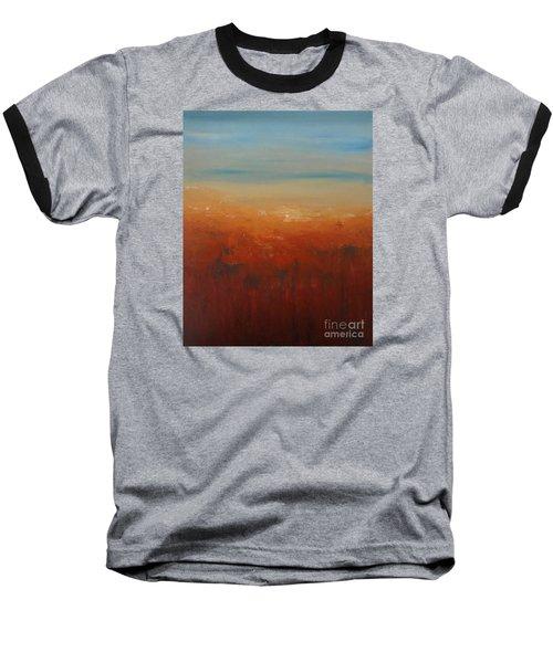 Sunburnt Country Baseball T-Shirt by Jane  See