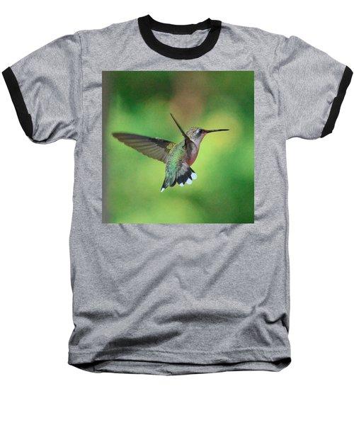 Suncatcher Baseball T-Shirt by Amy Porter