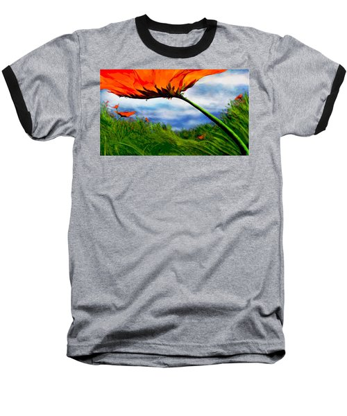 Sunday Kind Of Day Baseball T-Shirt