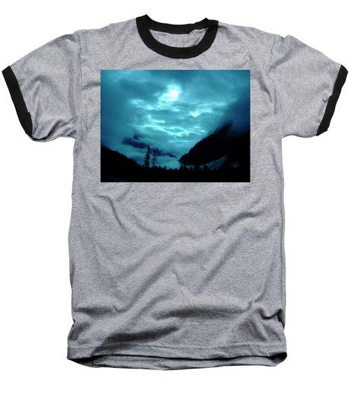 Baseball T-Shirt featuring the photograph Sunday Morning by Jeremy Rhoades