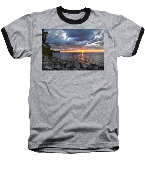 Sundown Bay Baseball T-Shirt