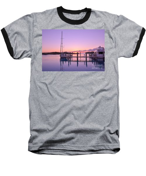 Sundown Serenity Baseball T-Shirt