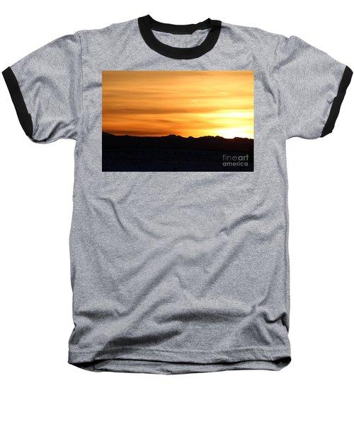 Sundre Sunset Baseball T-Shirt