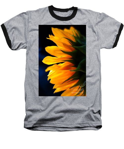 Sunflower 2 Baseball T-Shirt