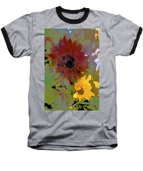 Sunflower 33 Baseball T-Shirt