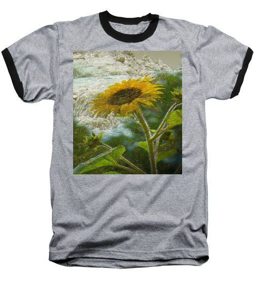 Sunflower Mountain Baseball T-Shirt