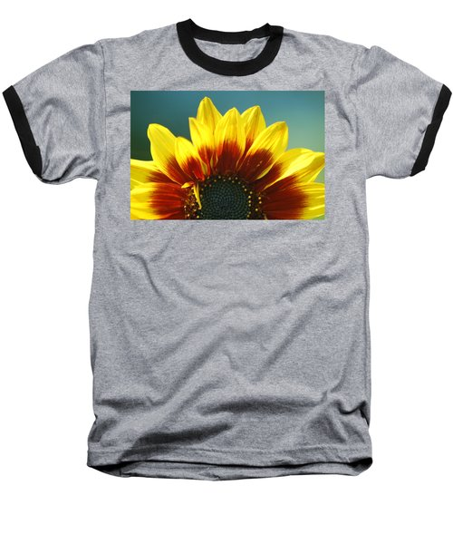 Baseball T-Shirt featuring the photograph Sunflower by Tam Ryan