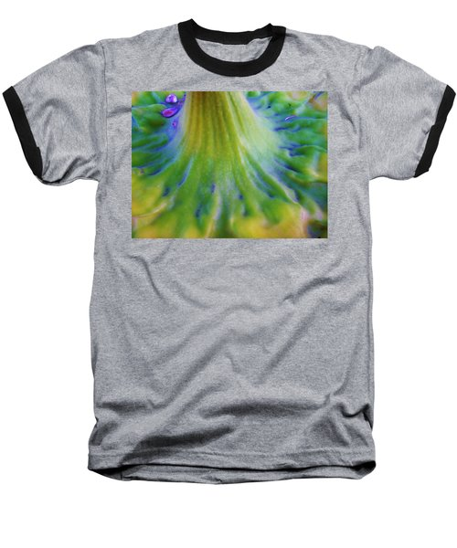 Baseball T-Shirt featuring the photograph Sunflower...moonside 2 by Daniel Thompson
