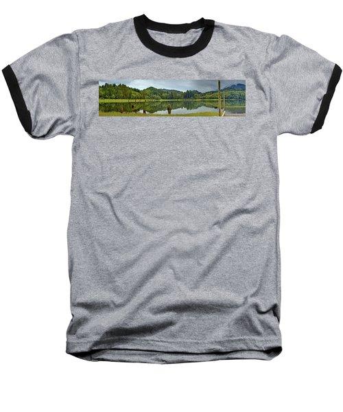 Sunny Beach Point 1 Baseball T-Shirt