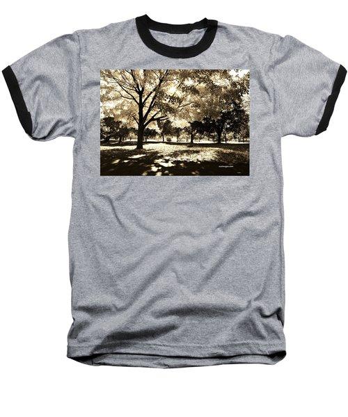Sunny October Baseball T-Shirt