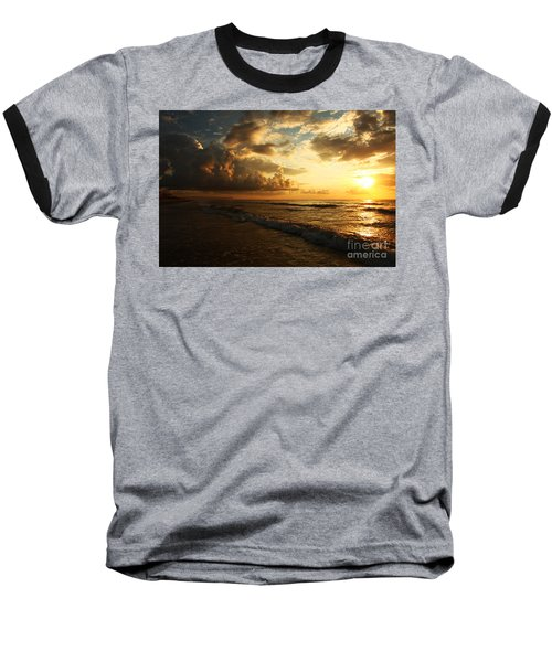 Sunrise - Rich Beauty Baseball T-Shirt
