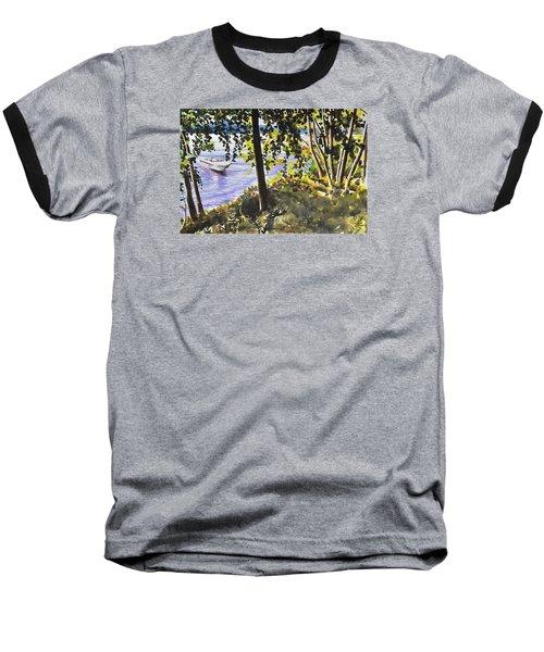 Sunrise Beach Baseball T-Shirt