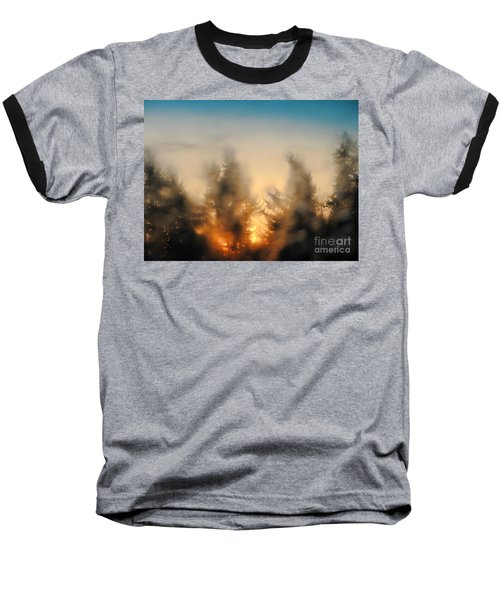 Sunrise Dream Baseball T-Shirt