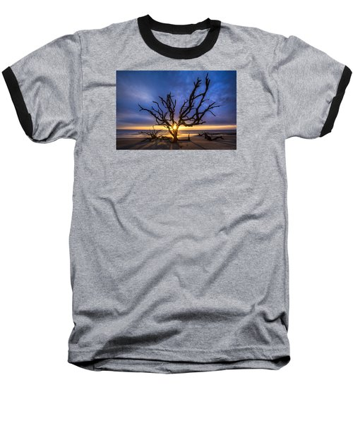 Sunrise Jewel Baseball T-Shirt