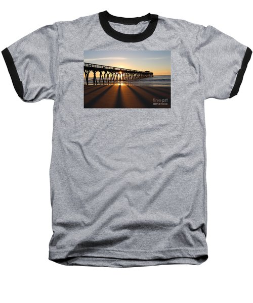 Sunrise Myrtle Beach State Park Baseball T-Shirt