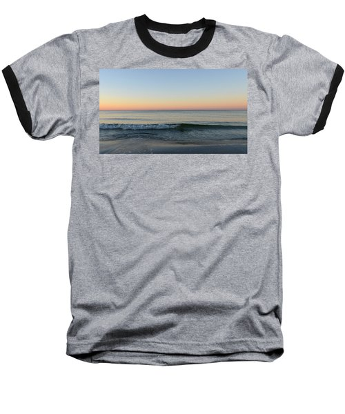 Baseball T-Shirt featuring the photograph Sunrise On Alys Beach by Julia Wilcox