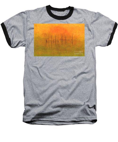 Sunrise On The Bay Baseball T-Shirt