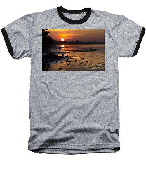 Sunrise Photograph Baseball T-Shirt