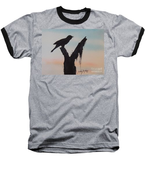 Sunrise Singer Baseball T-Shirt