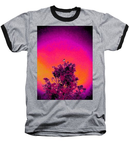 Sunrise To Sunset Nature Is Beautiful Baseball T-Shirt