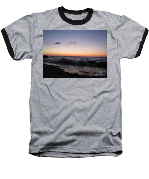 Sunset II Baseball T-Shirt