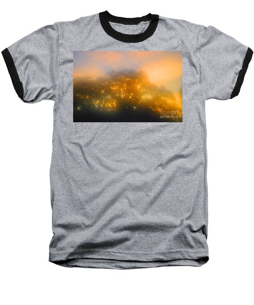 Sunset Mocks Sunrise Baseball T-Shirt