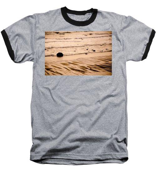 Sunset Palette Wreck Beach Baseball T-Shirt by Roxy Hurtubise