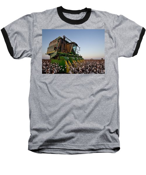 Sunset Pickin' Baseball T-Shirt