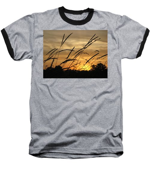 Sunset Sentinels Baseball T-Shirt