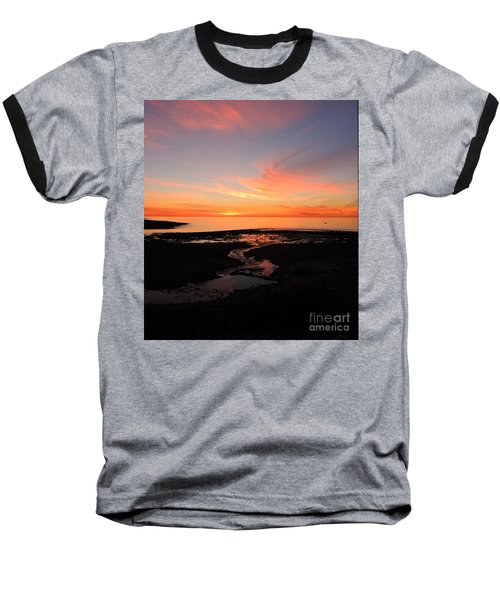 Field River, Hallett Cove Baseball T-Shirt