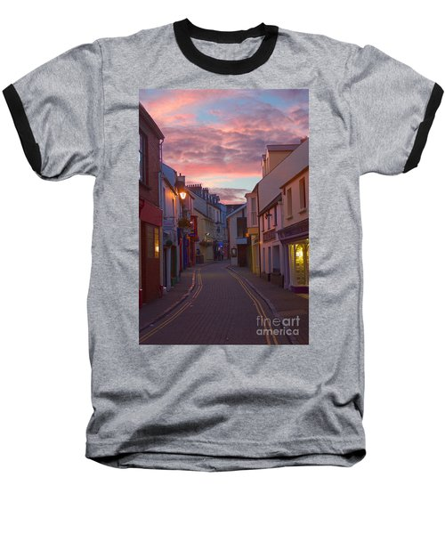 Sunset Street Baseball T-Shirt