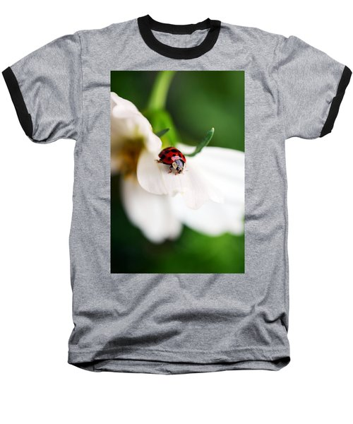 Sunshine And Petal Rest Baseball T-Shirt