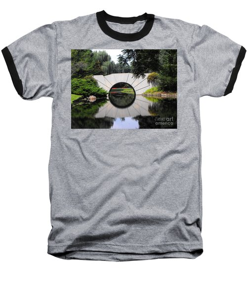 Sunshine Bridge Baseball T-Shirt
