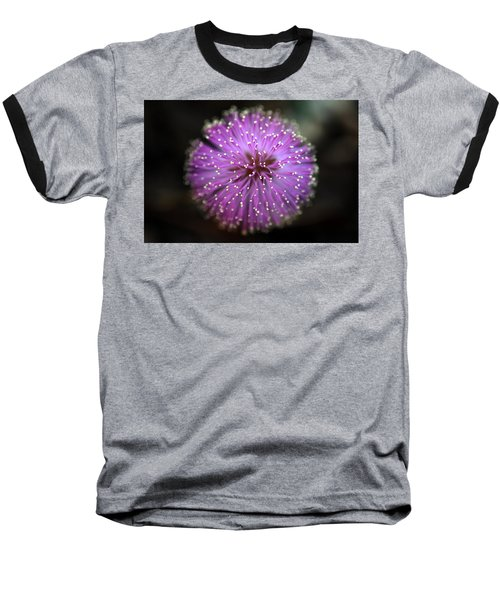 Baseball T-Shirt featuring the photograph Sunshine Mimosa by Greg Allore