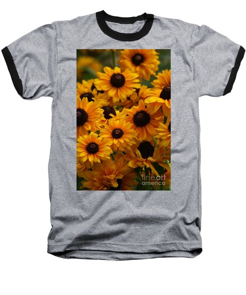 Sunshine On A Stem Baseball T-Shirt