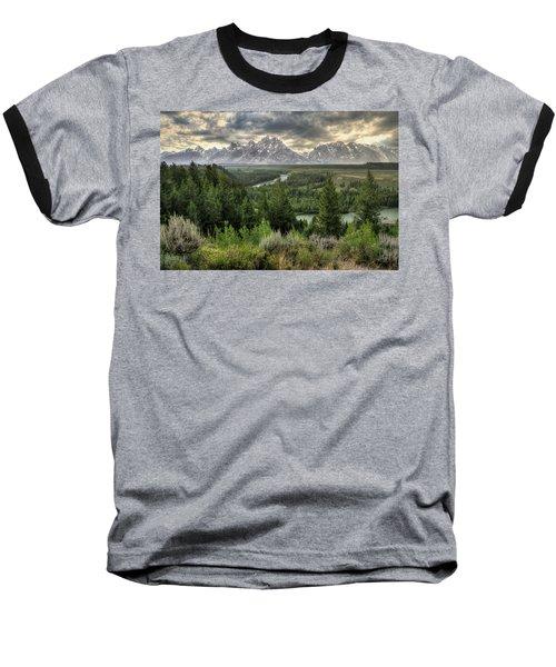 Sunstorm  Baseball T-Shirt