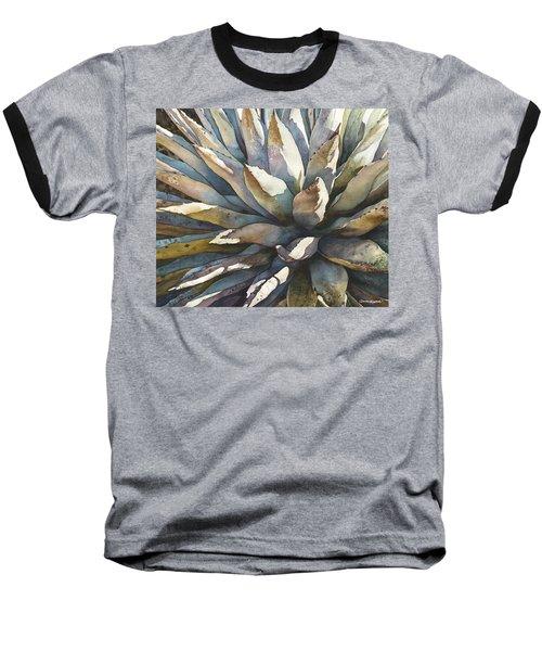 Sunstruck Yucca Baseball T-Shirt