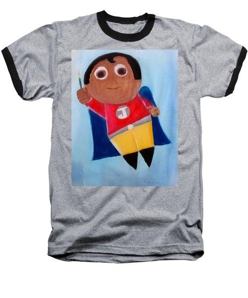 Super Artist Baseball T-Shirt