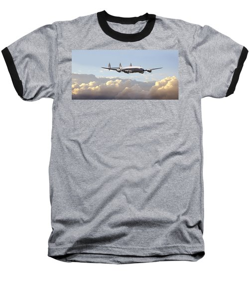 Super Constellation - End Of An Era Baseball T-Shirt
