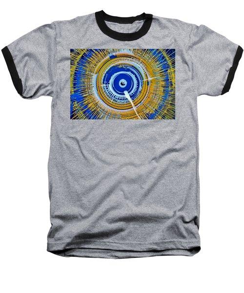 Super Nova Color Baseball T-Shirt