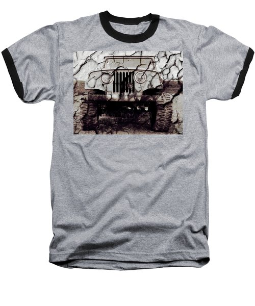Super Swamper Commando Baseball T-Shirt