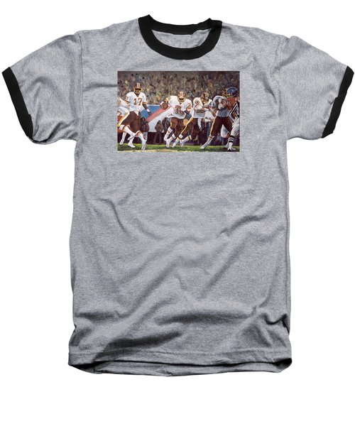 Superbowl Xii Baseball T-Shirt
