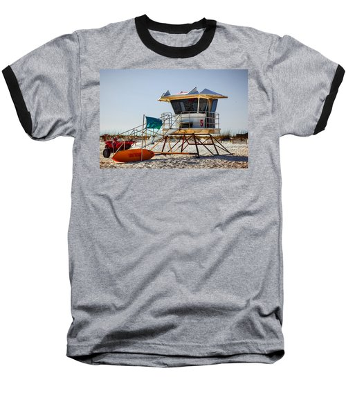 Surf Rescue Baseball T-Shirt