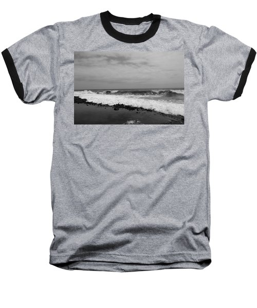 Surf Rolling In  Baseball T-Shirt